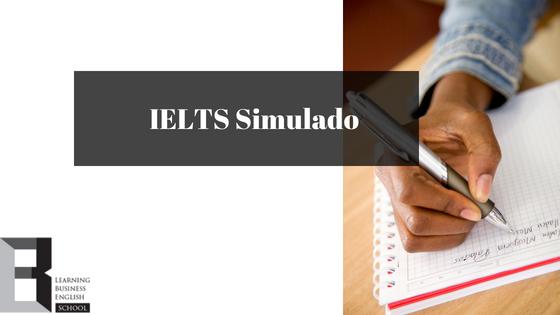 IELTS-Simulado