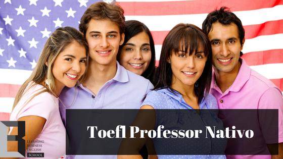 Toefl-Professor-Nativo