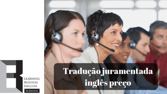 traducao-juramentada-ingles-preco